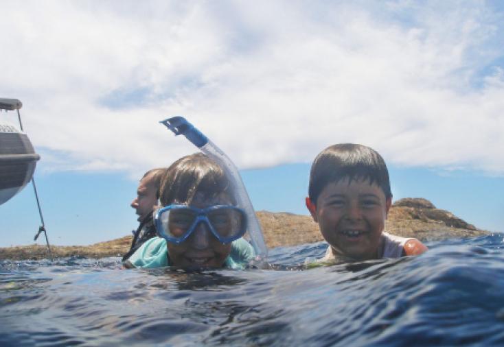 Branquias diving snorkel