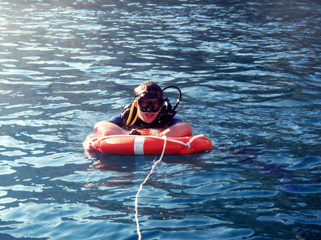 Stress and Rescue SSI y Rescue Diver PADI