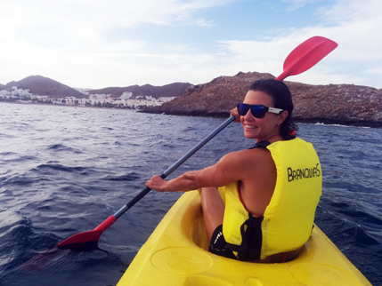 ACTIVE TOURISM ALONG CABO DE GATA