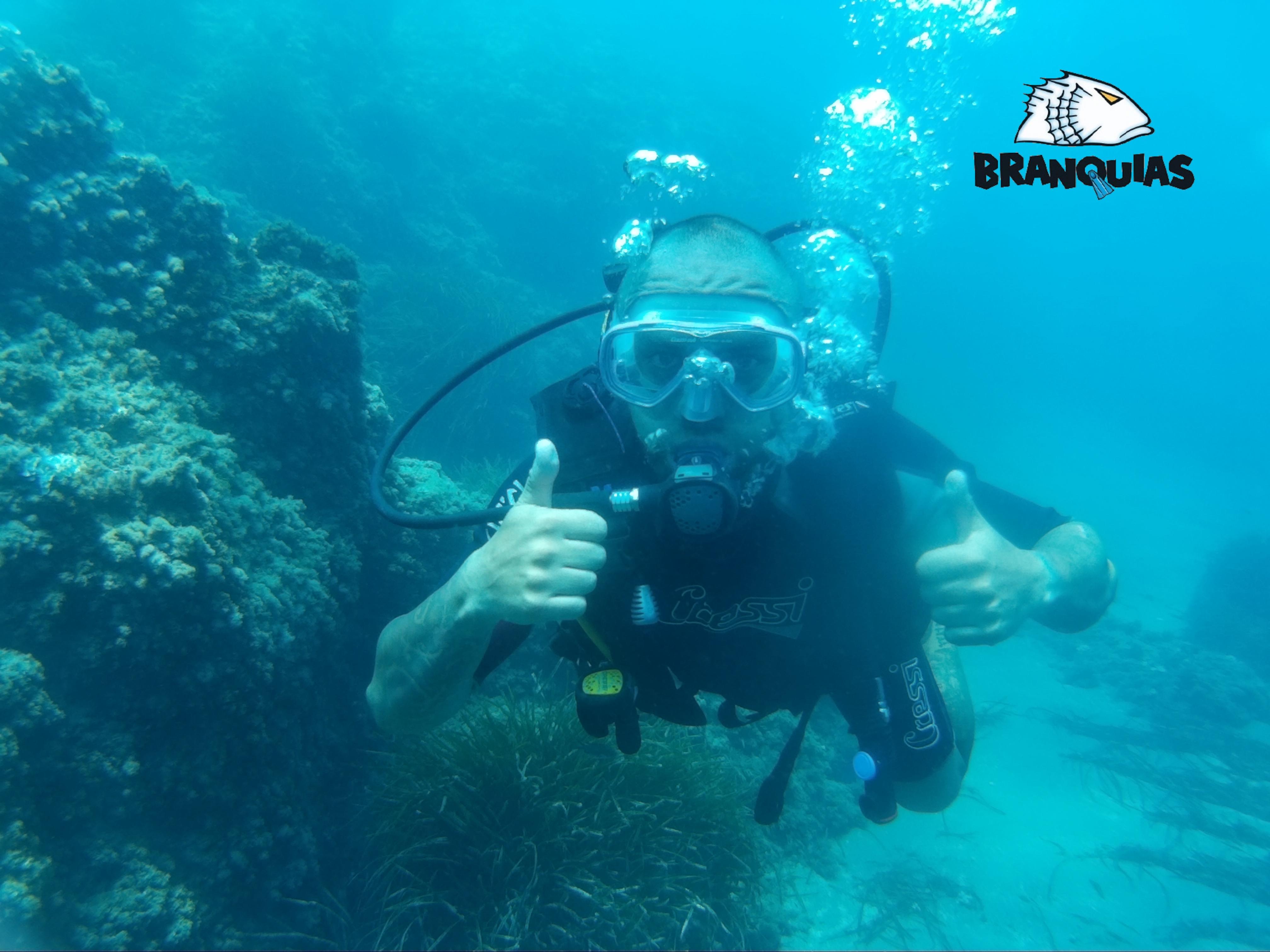Centro de buceo Branquias Carboneras