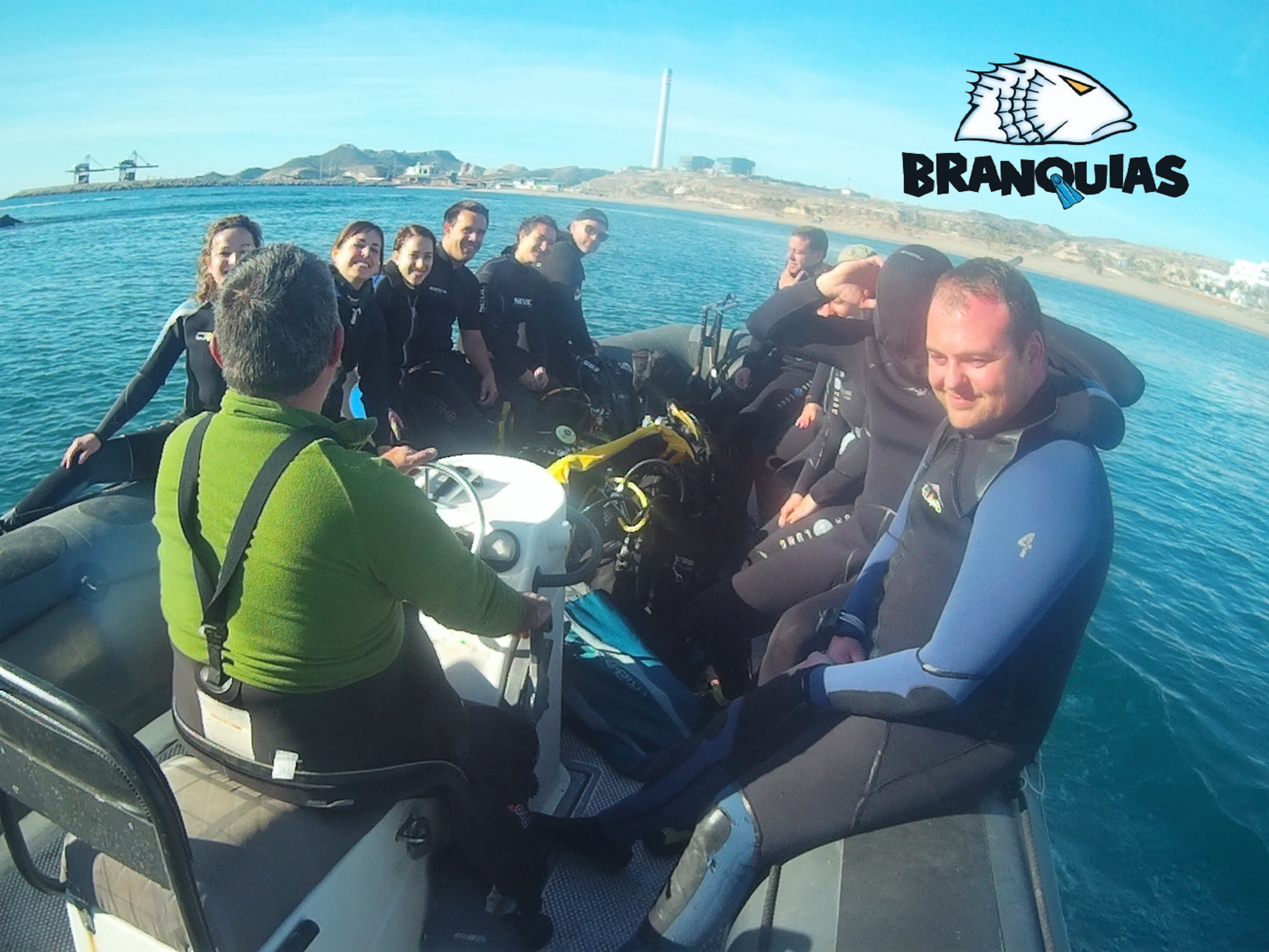 Buceo Branquias SemanaSanta